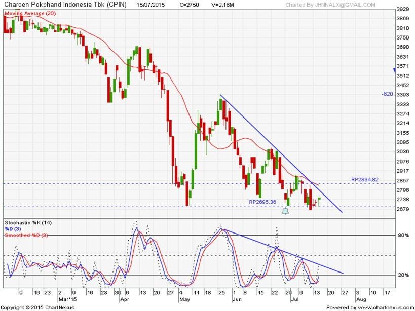 saham cpin   gambaran umum pasar modal